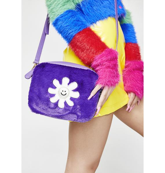 Lazy Oaf Daisy Square Bag