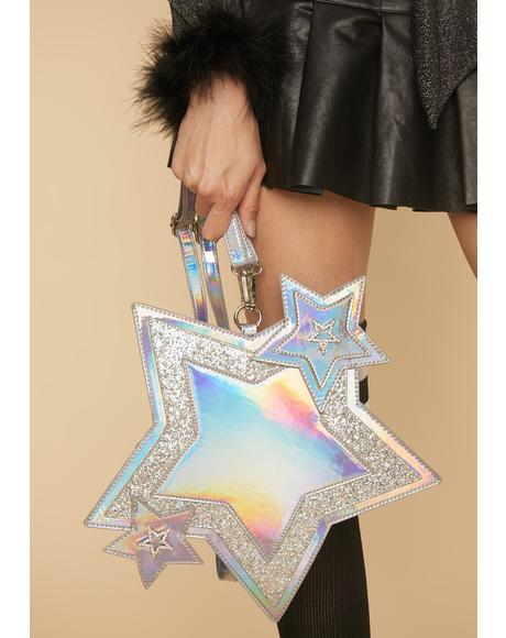 Prismatic Karma Shooting Star Backpack