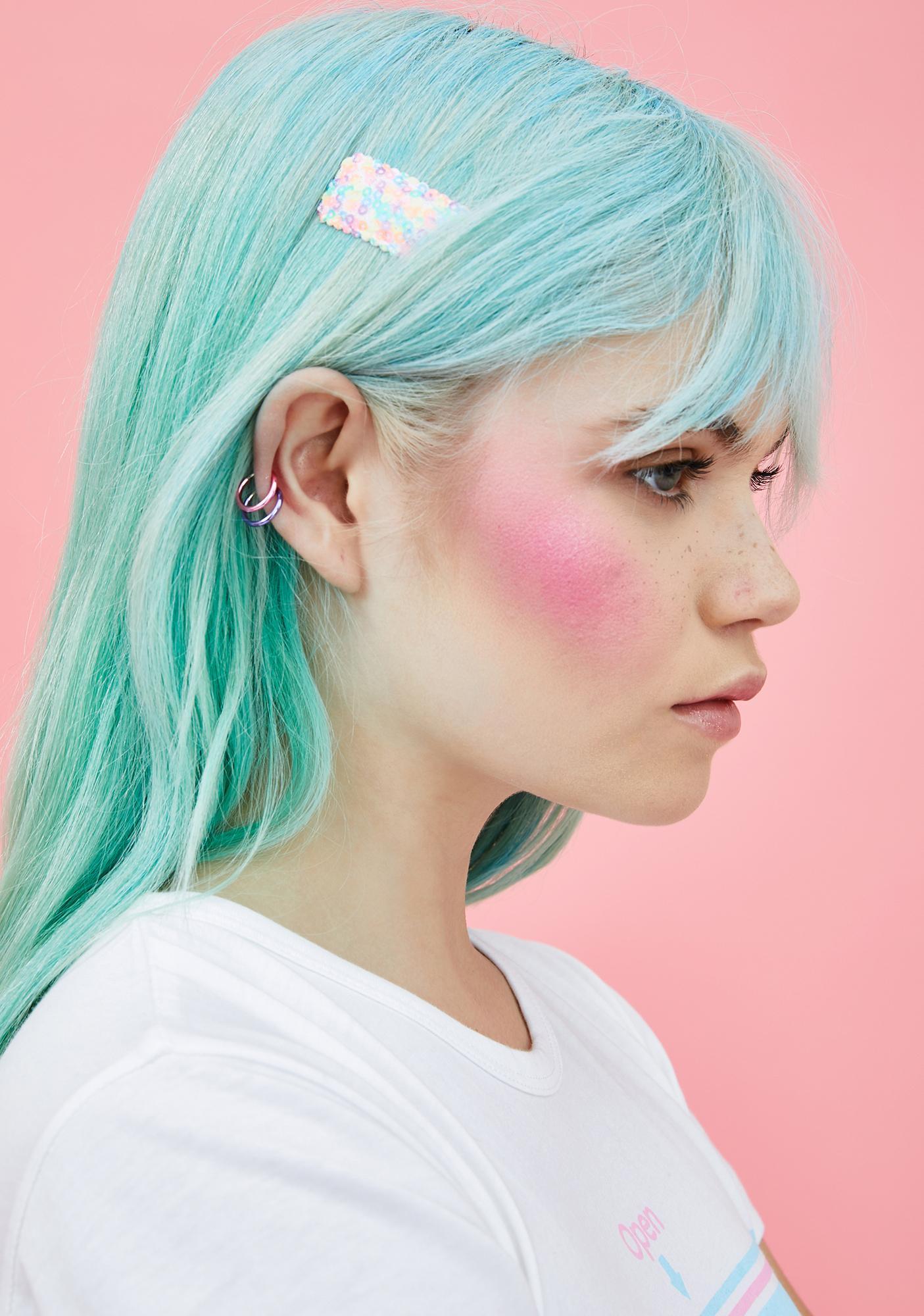 Sugar Euphoria Hoop Piercings