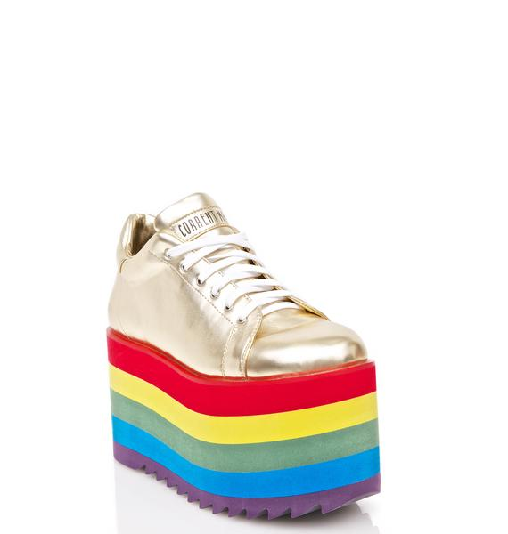 Current Mood Star Shiner Sneakers