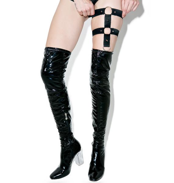 Athena Spike Leg Harness