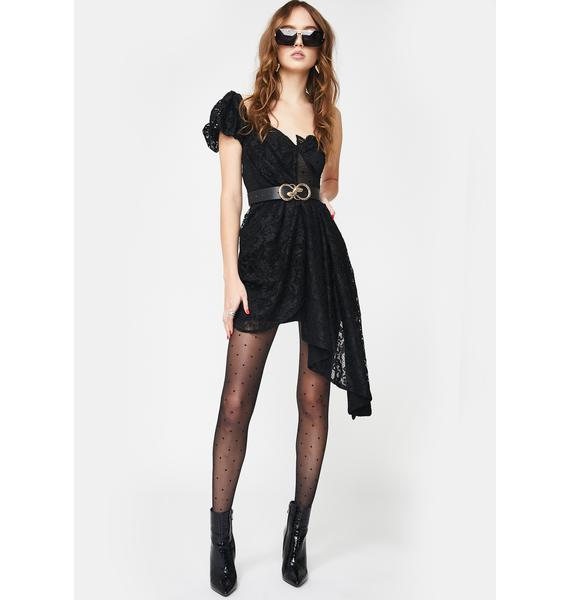 Lashes of London Cupid's Chapel Little Black Dress