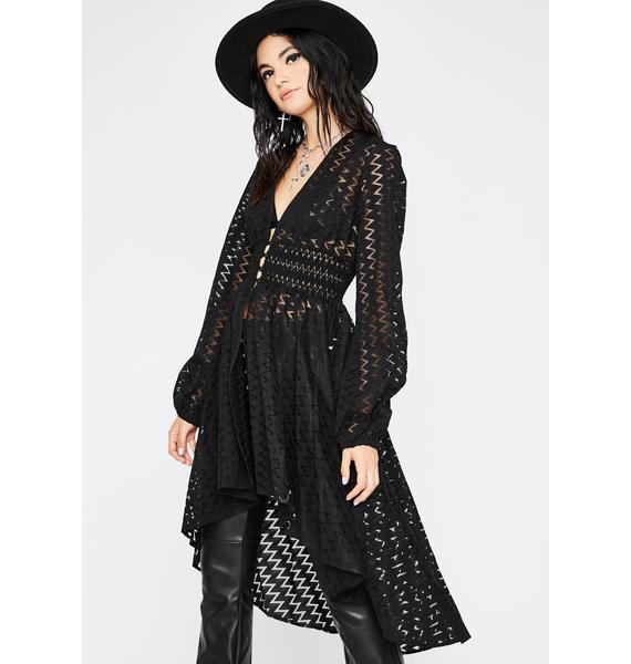 Empress Me Sheer Jacket