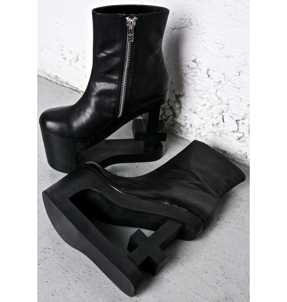 Current Mood Skatan Boots