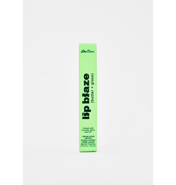 Lime Crime Jade Lip Blaze