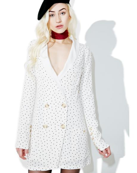 Bianca Blazer Dress