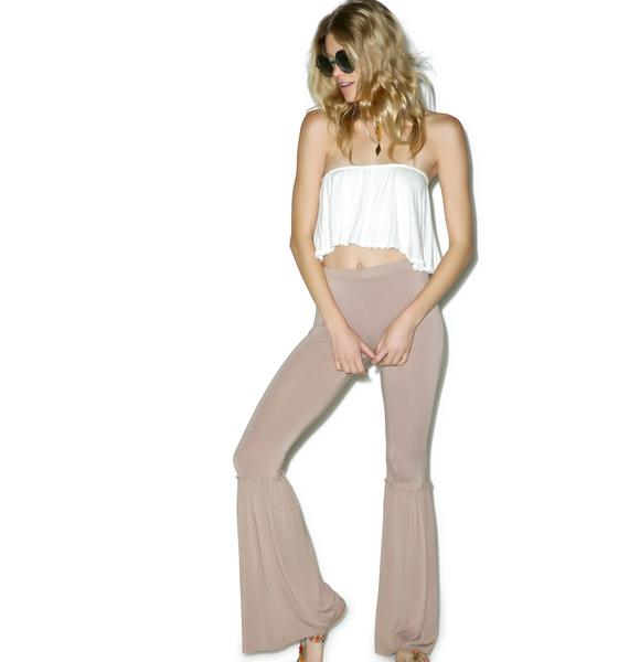 Bonfire Flirt Flared Pants