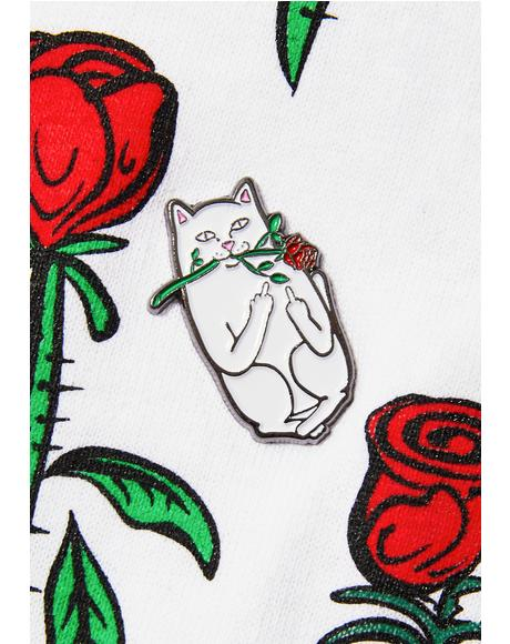 Romantic Nermal Pin