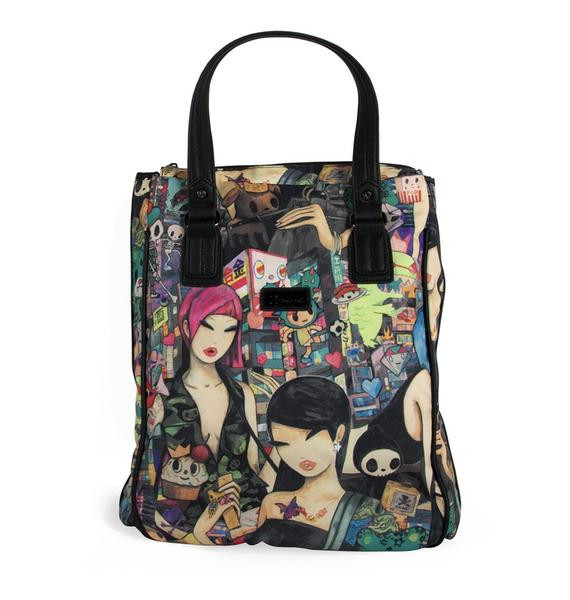Tokidoki Portrait Shopping Bag