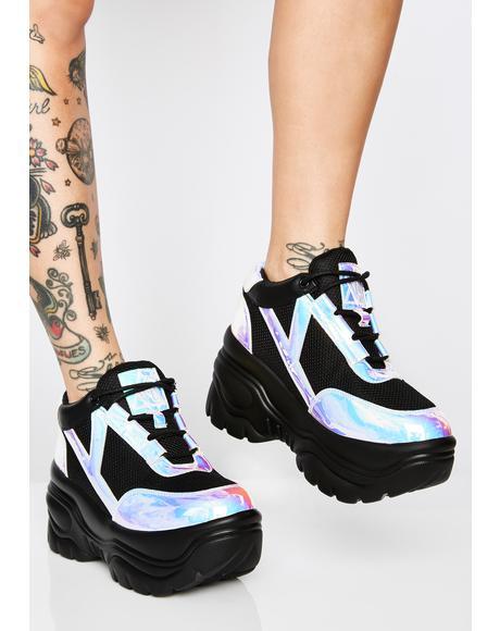 Atlantis Matrixx Platform Sneakers