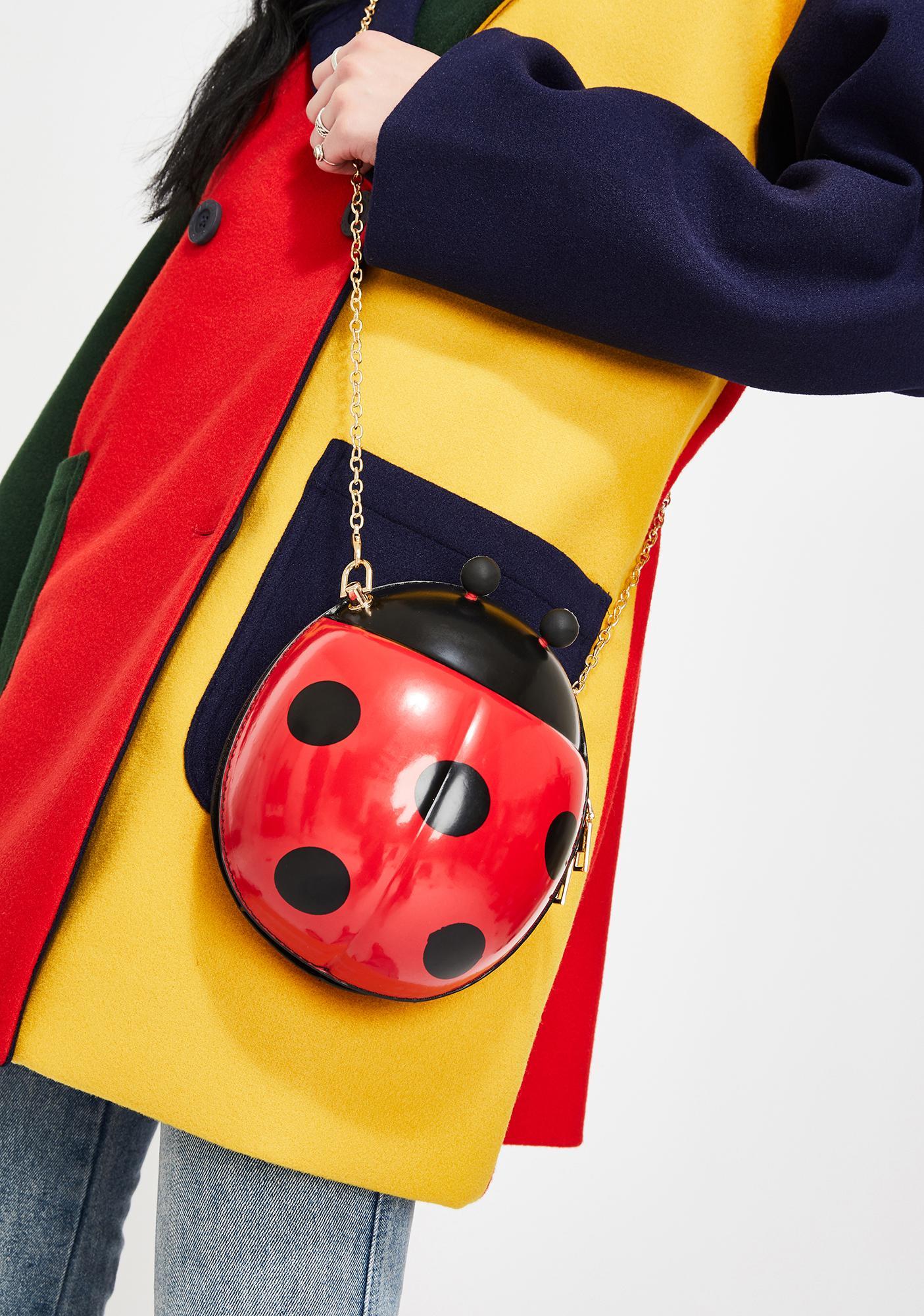 Don't Bug Me Crossbody Bag