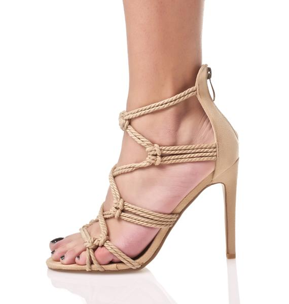 Slip Knotted Heels
