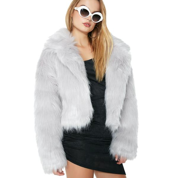 Friend Or Faux Fur Jacket