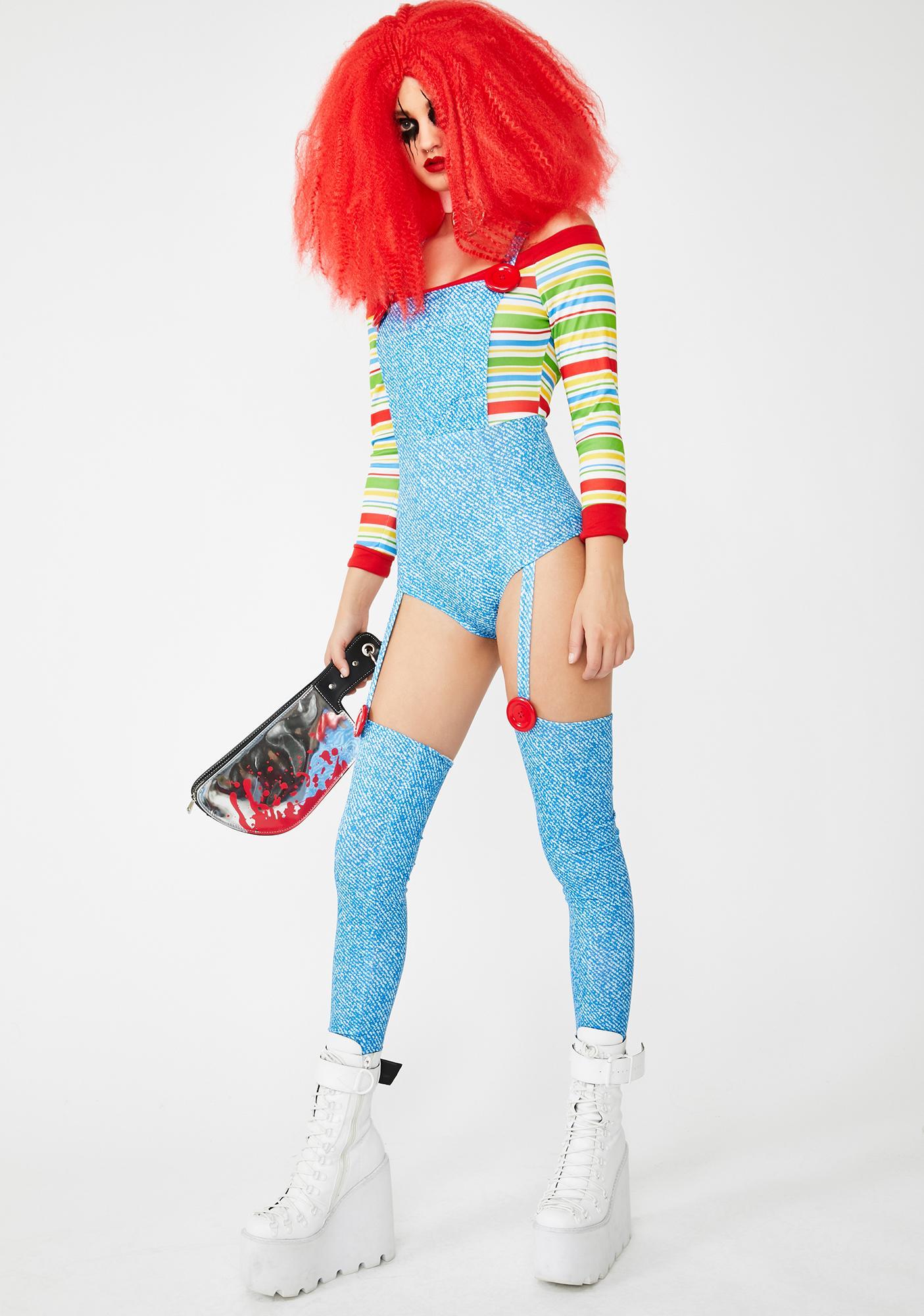 Kid Killer Doll Costume