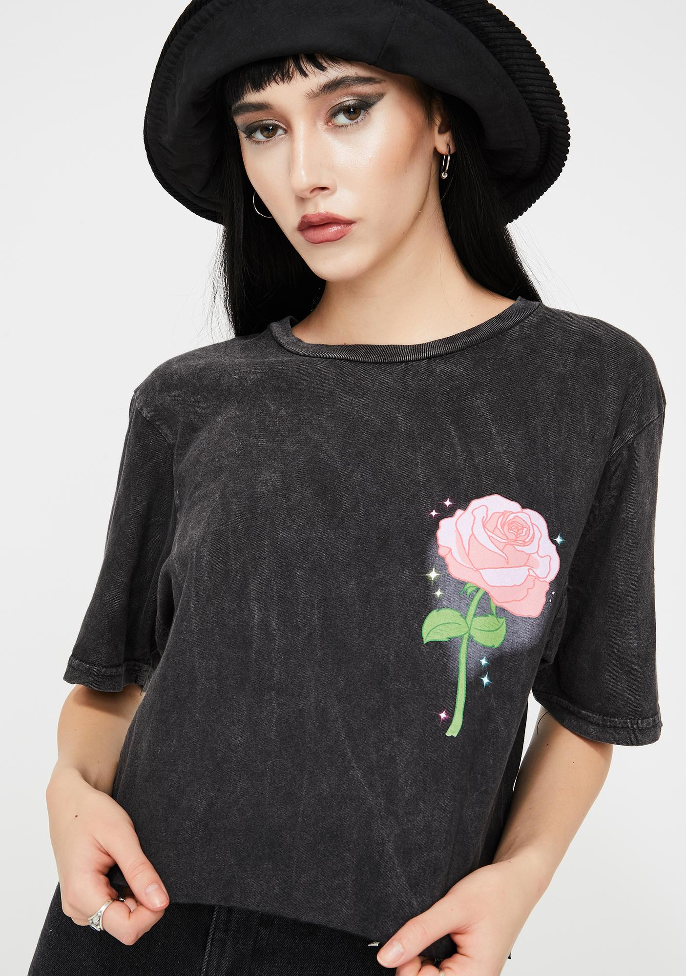 By Samii Ryan None For You Graphic Tee