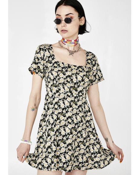 Noir Peky Dress