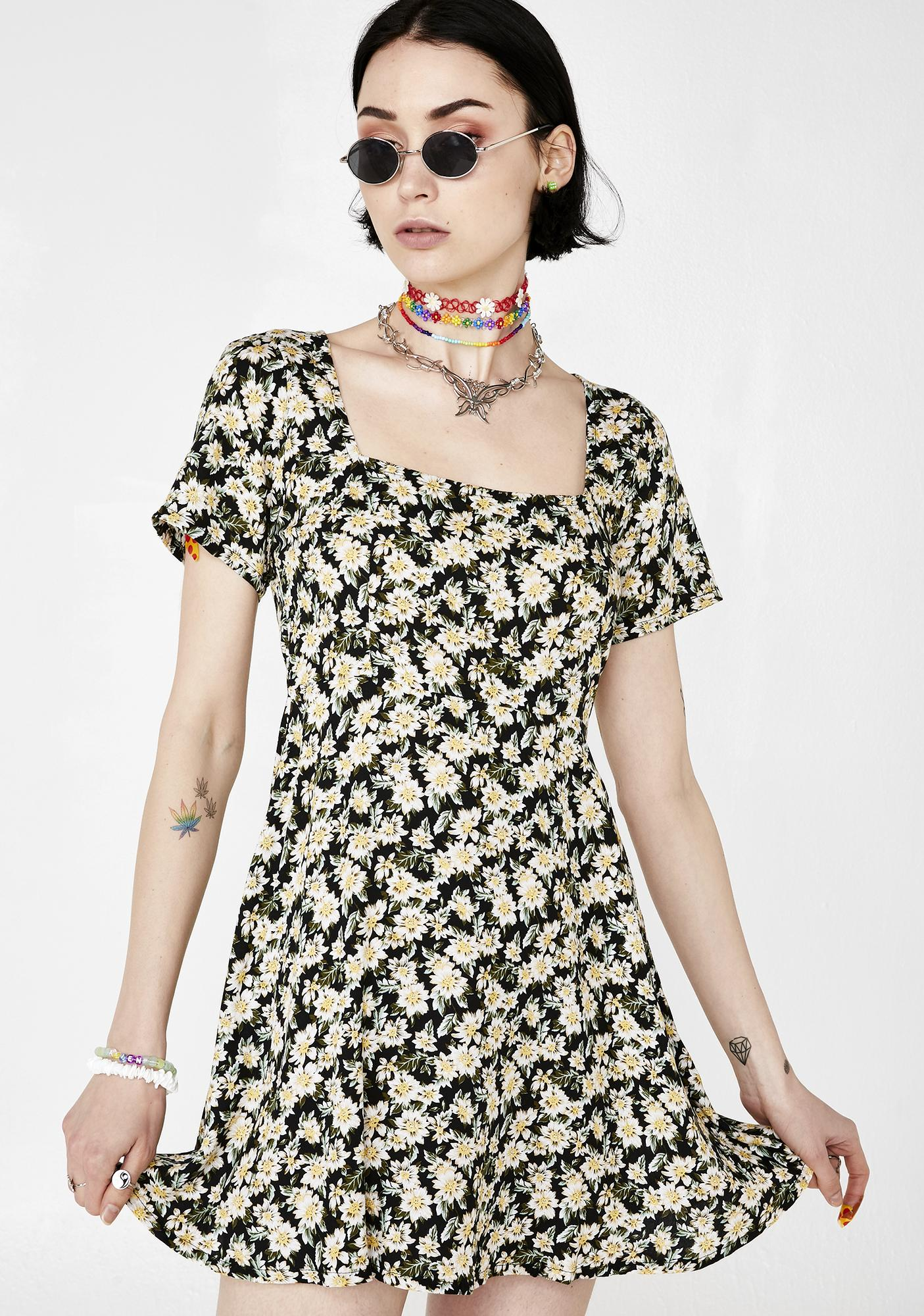 Motel Noir Peky Dress