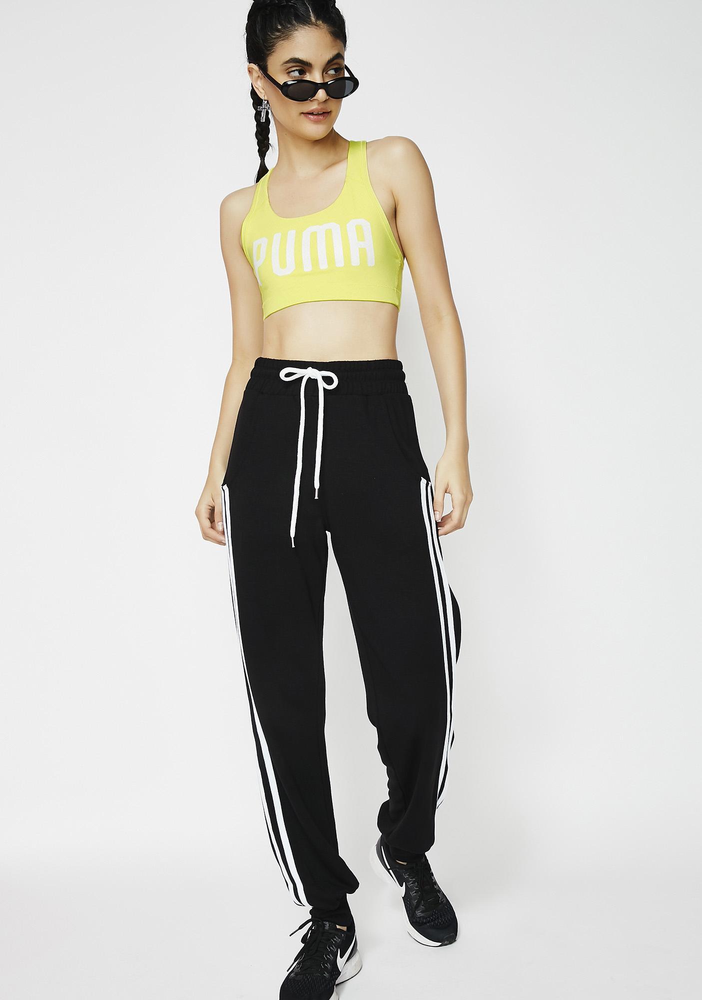 Kiki Riki Game Changer Striped Sweatpants