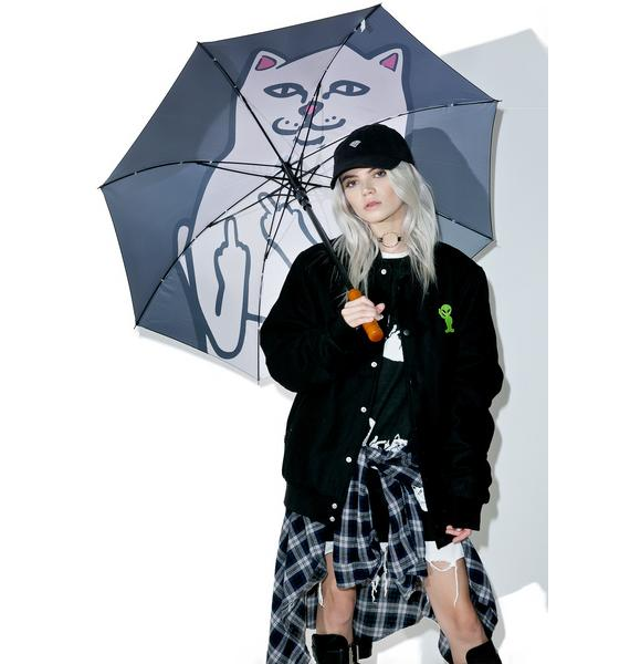 RIPNDIP Lord Nermal Umbrella