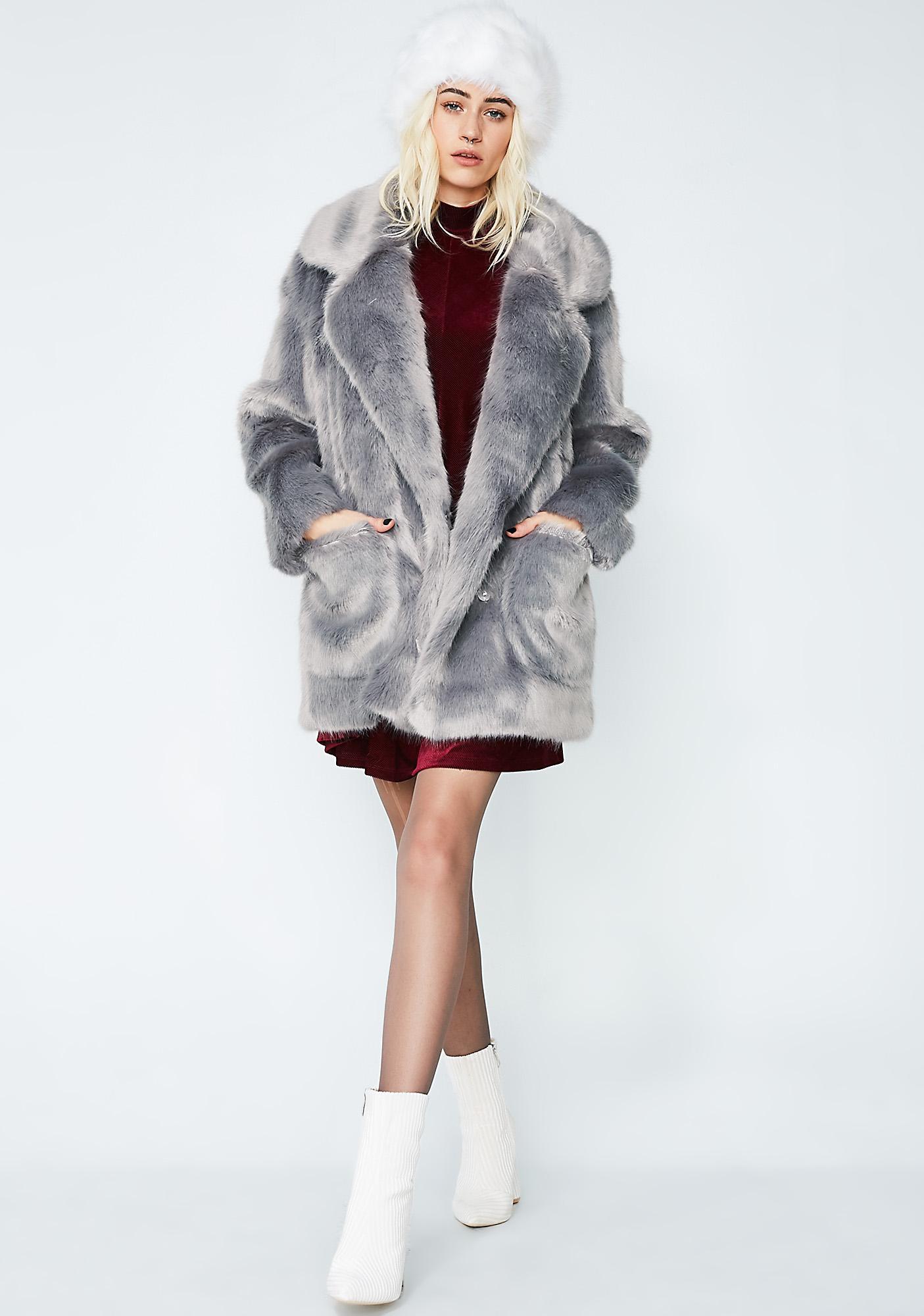 Glamorous Pet My Purr Coat