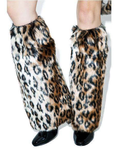 Wildcat Legwarmers