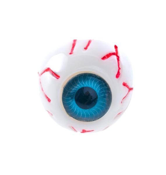 Kreepsville 666 Eyeball Ring - Blue