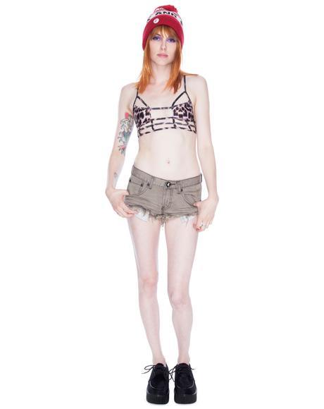 Original Bonita Denim Shorts