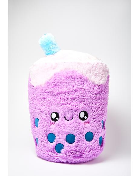 Bubble Tea 15 Inch Plushie