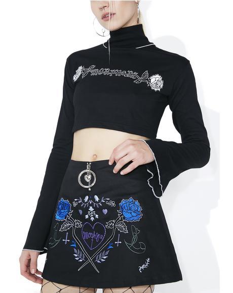 Graveyard Skirt