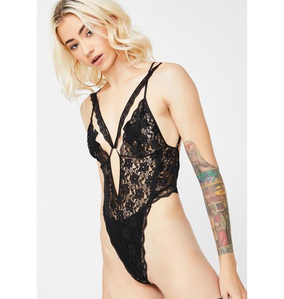 Toxic Freaq Lace Bodysuit
