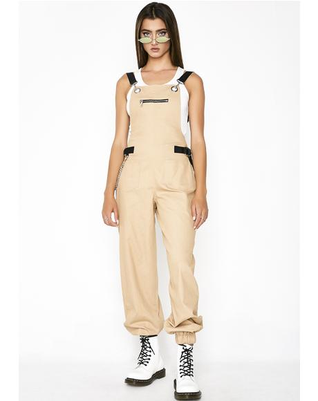 Sand Cobain Overalls
