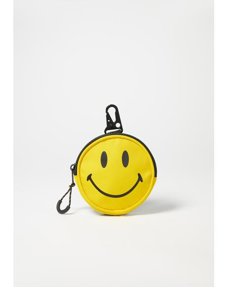 Smiley Clip Bag