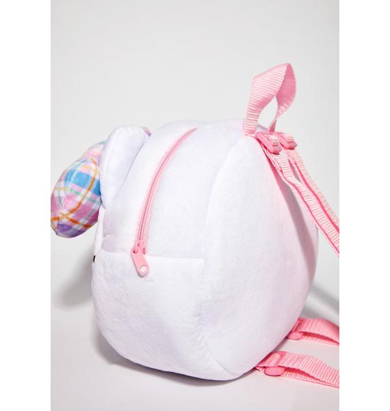 Sanrio Face Plush Backpack