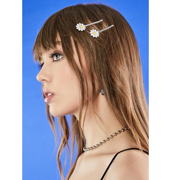 Daisy Daze Hair Pin Set
