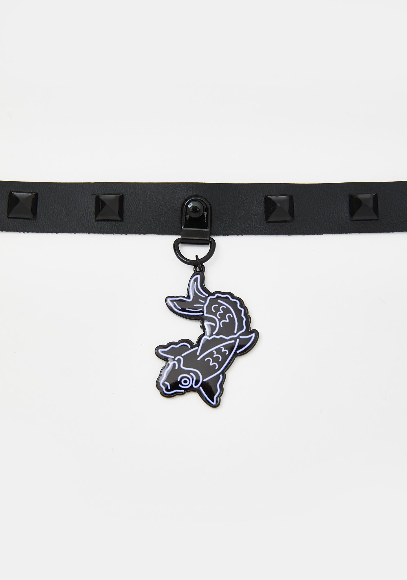 Turning Tides Studded Choker