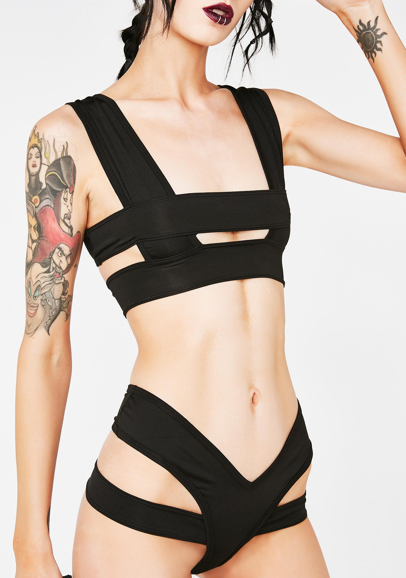 Role Play Strappy Set