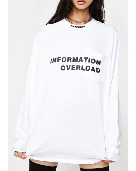Information Long Sleeve Shirt