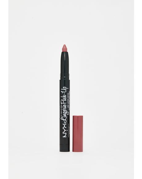 Muted Mauve Lip Lingerie Lipstick
