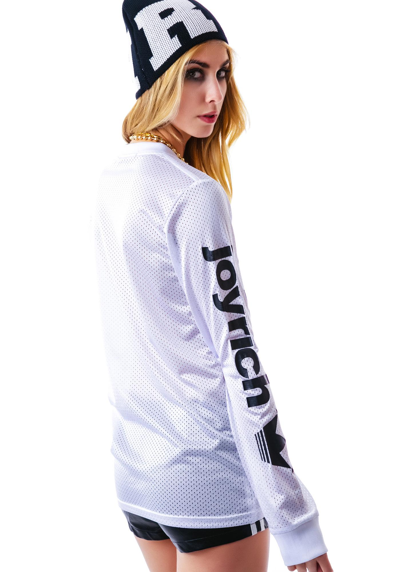 Joyrich Crown Joyrich Mesh Long Sleeve Tee