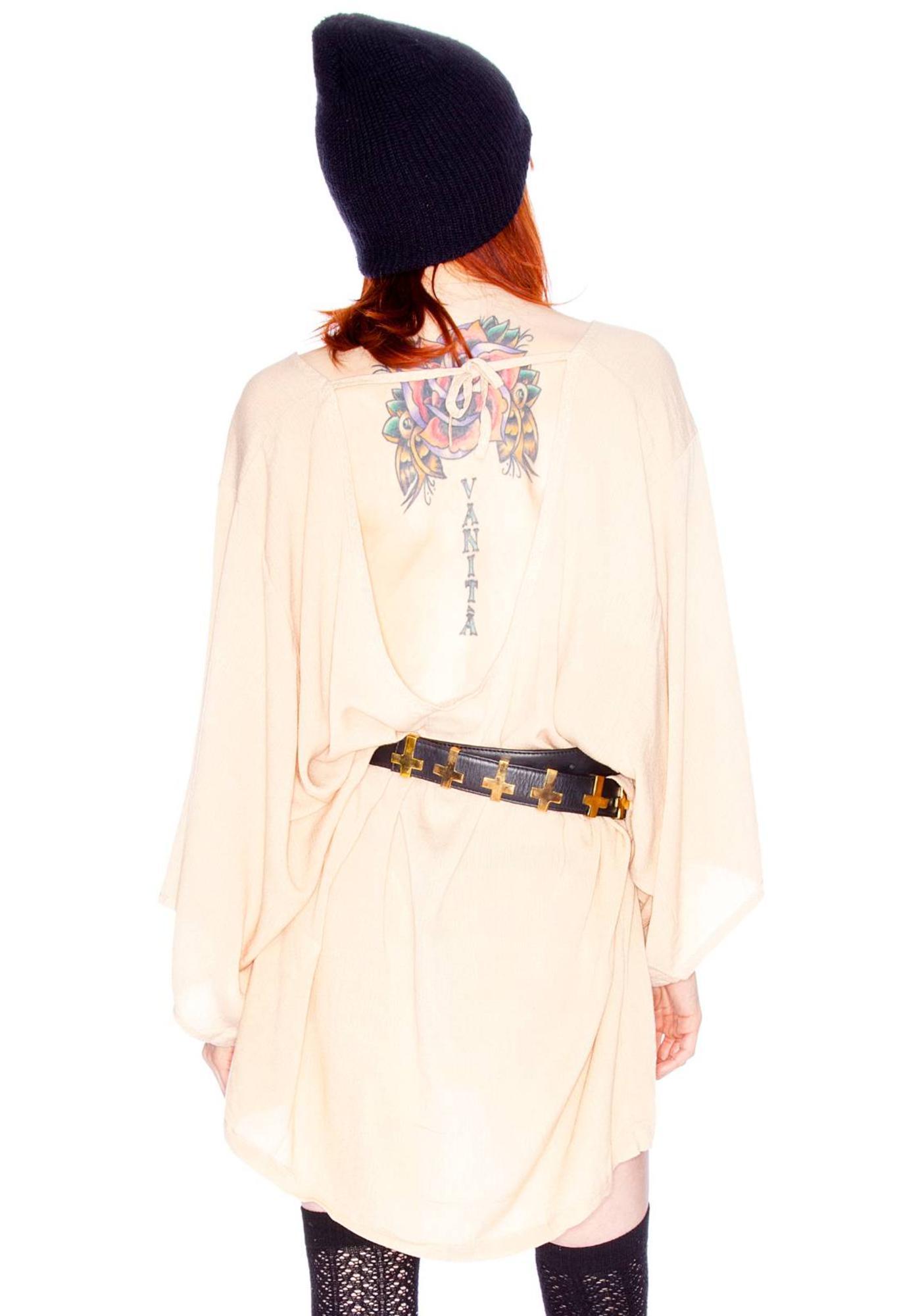 One Teaspoon Fortune Teller Dress