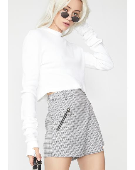 Be Kind Rewind Skirt