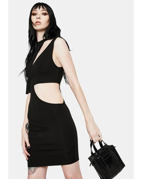 Wylde Cutout Mini Dress