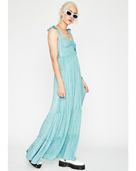 Sunshine Saint Maxi Dress