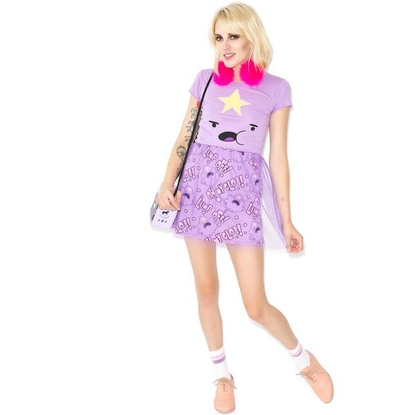 Lumpy Space Princess Tulle Dress