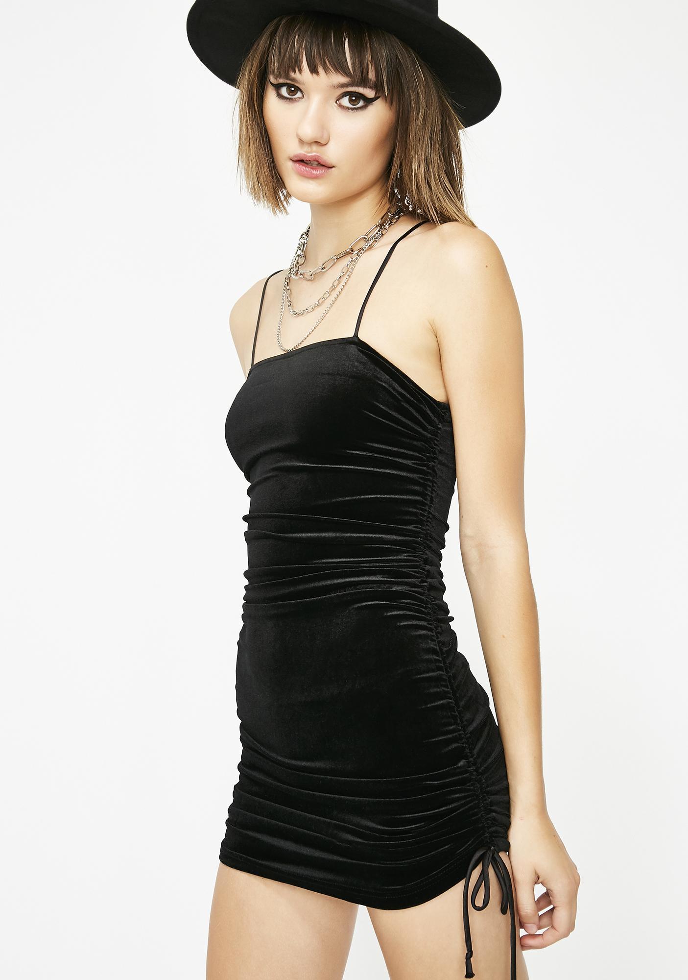 Big Spender Mini Dress