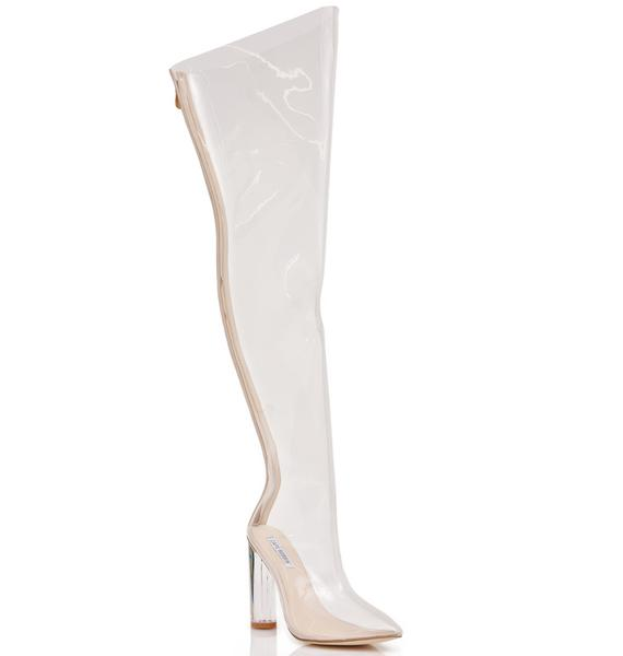 Gemini Thigh-High Boots