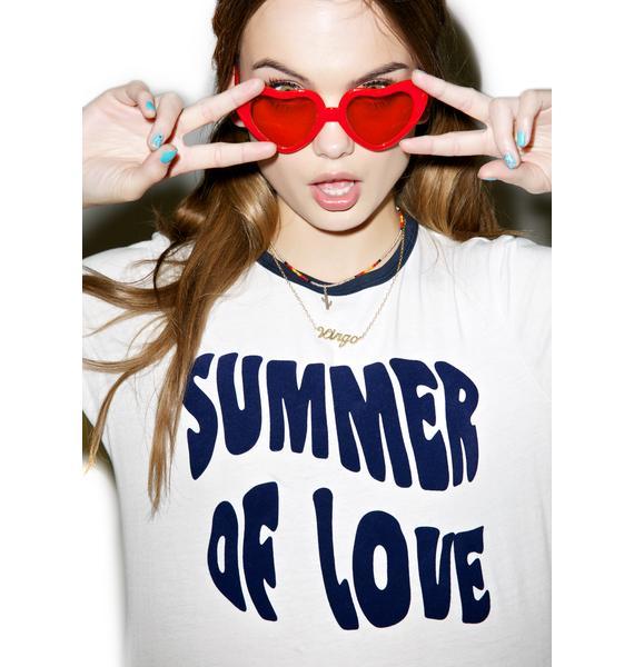 Glamorous Summer Of Love Tee