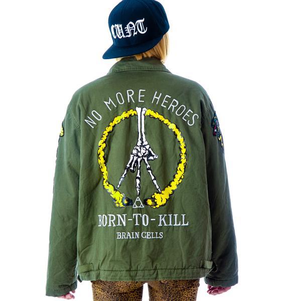UNIF POW Jacket