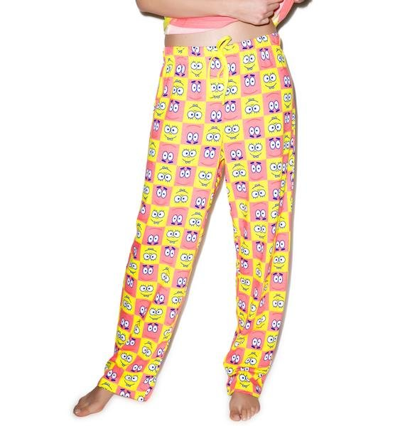 Undergirl Spongebob And Patrick Sleep Set