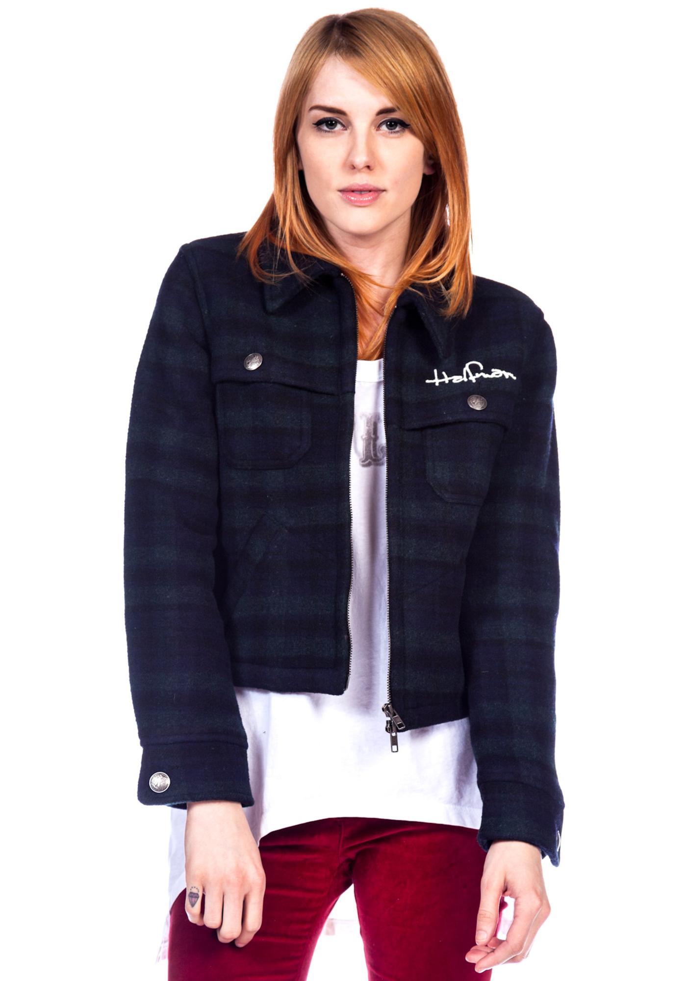 Halfman Romantics Help!! CPO Jacket